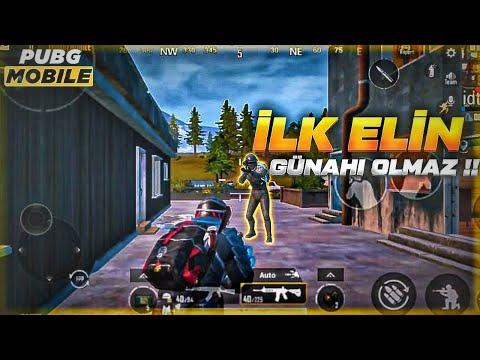 İLK ELİN GÜNAHI OLMAZ Pubg Mobile Türkçe Gameplay