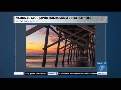 National Geographic names Sunset Beach one of best beaches