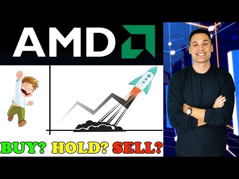AMD Stock SKYROCKETS On New Partnership With Google! - (Time To Buy Or Sell?)