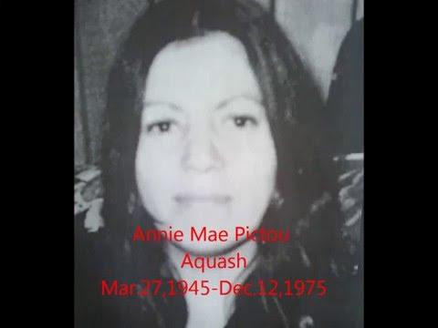Annie Mae Pictou Aquash