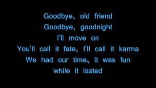 Silverstein Call It Karma (Lyrics)