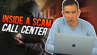 Scamming a Scam Call Center from the Inside!
