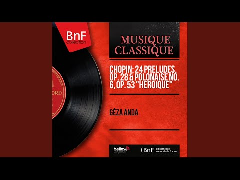 24 Préludes, Op. 28: No. 13 In F-Sharp Major, Lento