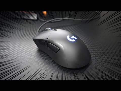 Finalmente a REVIEW do Logitech G403 - Análise completa!