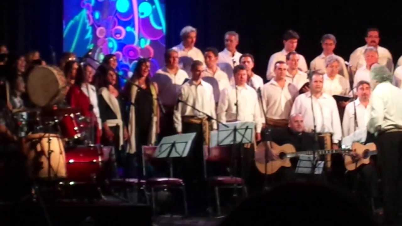 Pregones del Altiplano- Coro HOMENAJE -MENDOZA