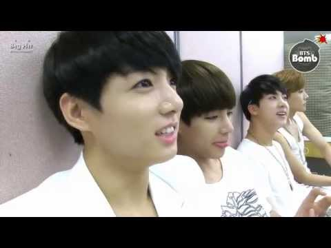[BANGTAN BOMB] recommend the songs (Selfie with VJ Kook)