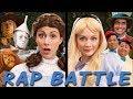 公主饒舌爭霸戰 桃樂絲VS愛麗絲 Princess Rap Battle