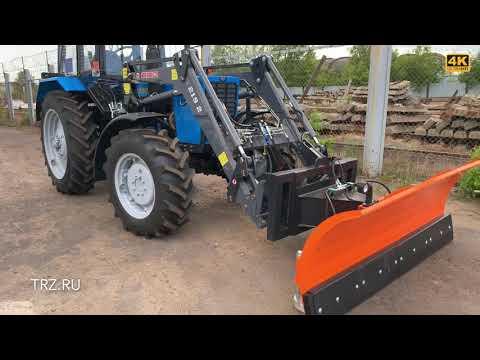 Какой погрузчик купить на трактор Беларус?