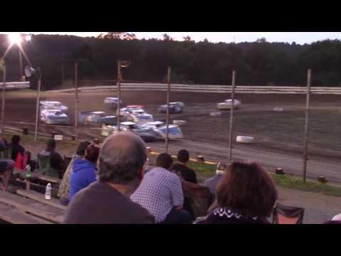 Hummingbird Speedway (7-9-16): Swanson Heavy Duty Truck Repair Semi-Late Model Feature