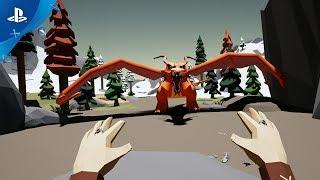Viking Days   Gameplay Trailer   PSVR