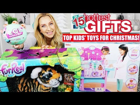 Hottest Kids Toys for Christmas 2017 + TOY GIVEAWAY! Kmart's Fab 15 Toy List!