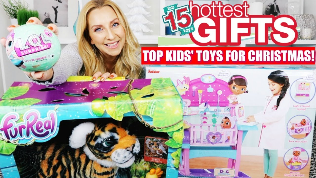 Hottest Kids Toys For Christmas 2017 Toy Giveaway Kmart