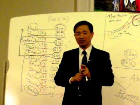 Dr Philip Lee Genesis Genealogy from Noah to Abraham