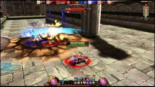 Kritika] PvP, Crimson Assasin gameplay