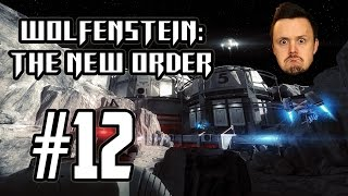 Wolfenstein: The New Order | Part 12 | Falling Down From Space | Get Germanized Gaming
