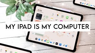 My iPad is My Computer. Here's Why.