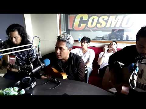 Armada -  Asal Kau Bahagia (Live di Radio Cosmo Bandung)
