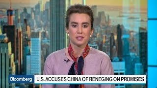 Trump Giving China a Small Window to Make Large Concessions: Sumpter