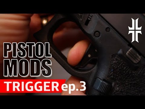 Pistol Mods - Triggers