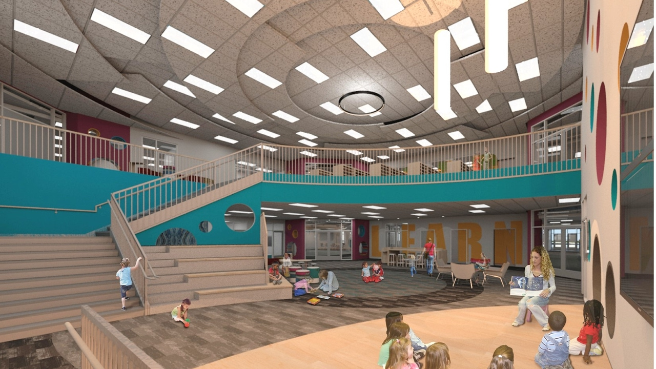 New preK-4 Elementary School Design - YouTube