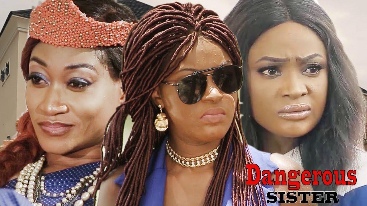 Download Dangerous Sister Season 1 - New Movie|Chacha Ekeh|Oge Okoye| 2019 Latest Nigerian Nollywood Movie