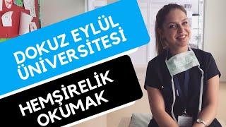 Dokuz Eylül Üniversitesi  Hemşirelik Hangi Üniversite Hangi Bölüm