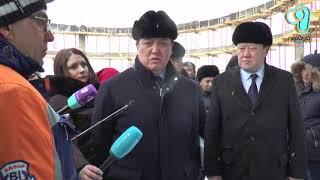 3.03.18.  Как Петропавловск готовится к приезду президентов? (А)