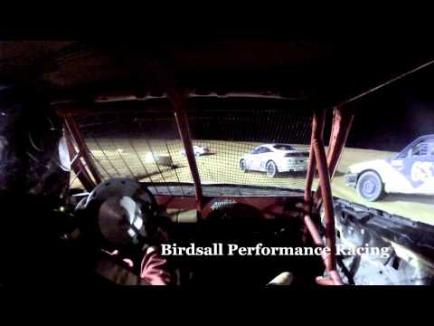 Billy Joe Birdsall Woodhull Raceway 8/11/15