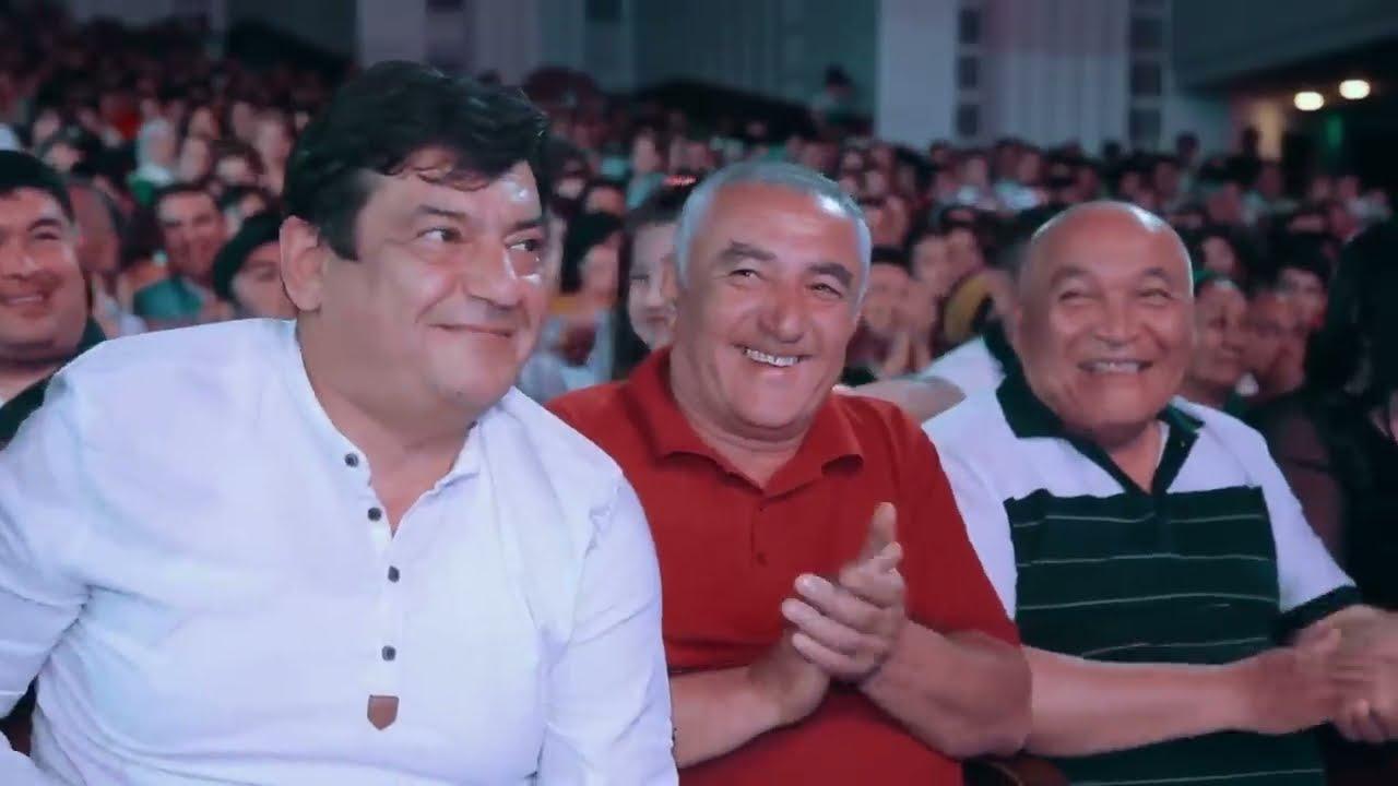 Dilmurod Sultonov va Ortiq Otajonov - Palov   Дилмурод ва Ортик Отажонов - Палов (concert version)
