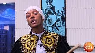 Brook Omri's Inspiring  Monologue About Adwa