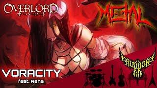 Overlord III OP - VORACITY (feat. Rena) �Intense Symphonic...