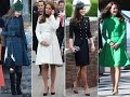 WACHT Best Duchess of Cambridge Kate Middleton's Stylis Coats Collection
