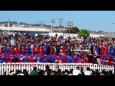 San Leandro High 2014