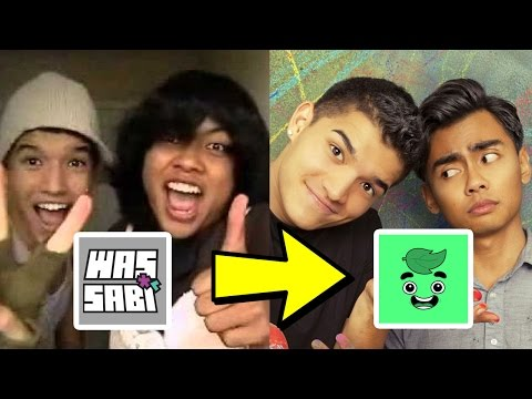 Thumbnail: GUAVA JUICE AND ALEX WASSABI ★ THEN AND NOW 2017 (Wassabi Productions)