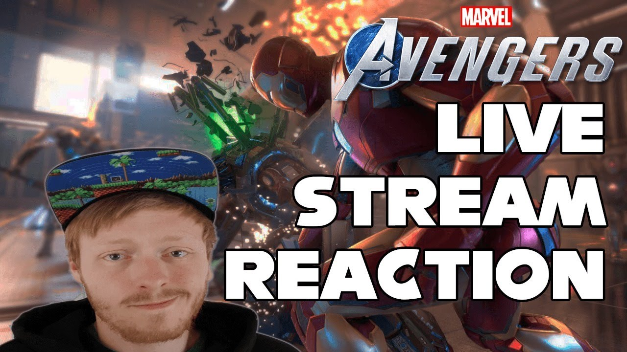 AVENGERS WARTABLE REACTION!