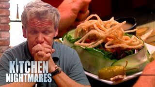 Owner CANNOT Handle Gordon's Criticism | Kitchen Nightmares