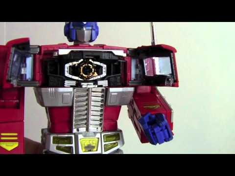Masterpiece Optimus Prime (Toys-r-us Exclusive)