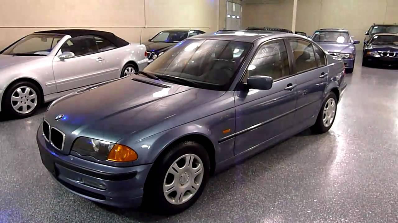 1999 Bmw 323i 4dr Sedan   2014  Sold