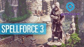 Spellforce 3 - Gamescom Fazit zum RPG-/RTS-Mix / Gameplay