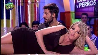 Ana Morgade: 'Hugo, Anna Simon tiene las piernas muy sueltas'