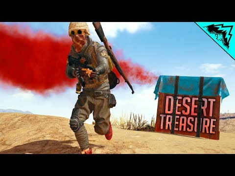 DESERT TREASURE - PUBG WTF RULES