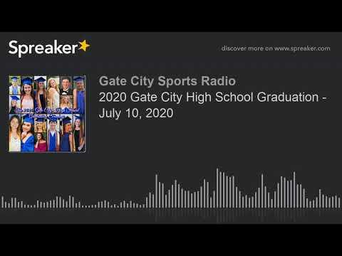 2020 Gate City High School Graduation - July 10, 2020 (part 5 of 19)