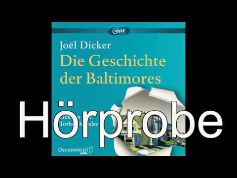 Die Geschichte der Baltimores YouTube Hörbuch Trailer auf Deutsch
