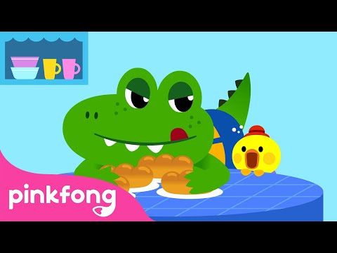 Sharing Is Caring   Good Habits for Kids   Good Manners Song   Pinkfong Songs for Children