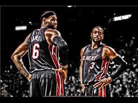 Dwyane Wade & LeBron James || Miami Heat mix ᴴᴰ
