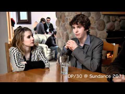 DP/30 @ Sundance: Homework, wr/dir Gavin Wiesen, actors Freddie Highmore, Emma Roberts