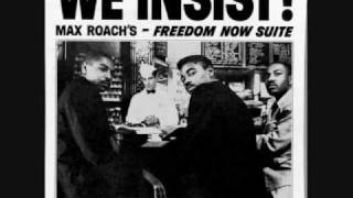Max Roach, Abbey Lincoln- Freedom Day