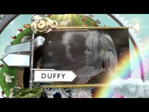 Duffy wins British Breakthrough presented by Alex James | BRIT Awards 2009