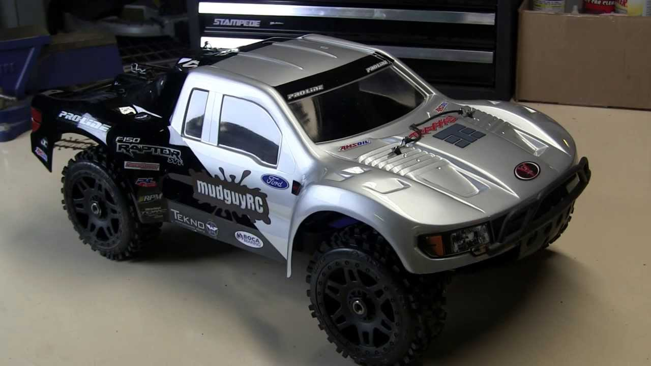 Traxxas Slash 4x4 Lcg Conversion And Upgrades Part 2 Youtube