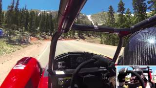 video thumbnail of This Race Up Pikes Peak Will Change The Way You See Electric Vehicles